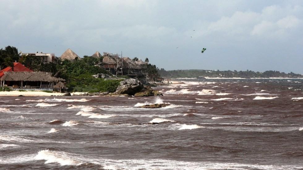 Pamela se intensificará a huracán esta noche - Pamela se intensificará a huracán esta noche. Foto de EFE