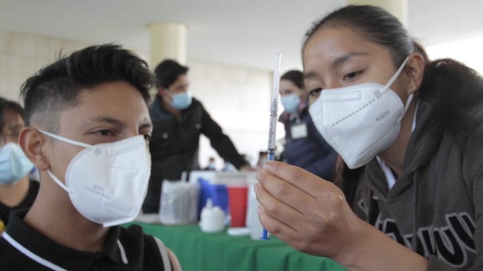 Cerca de 150 mil personas no se aplicaron segunda dosis y 100 mil no se vacunaron en CDMX - Cerca de 150 mil personas no se aplicaron segunda dosis y 100 mil no se vacunaron en CDMX. Foto de Secretaría de Salud CDMX