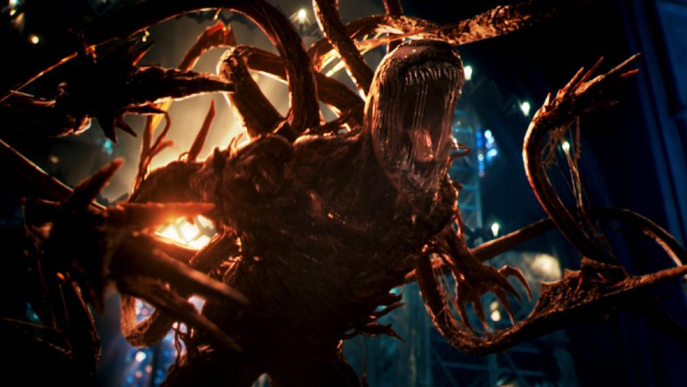 """""""Venom 2"""" logra el mejor estreno de EE.UU. desde que inició la pandemia - Venom 2"""