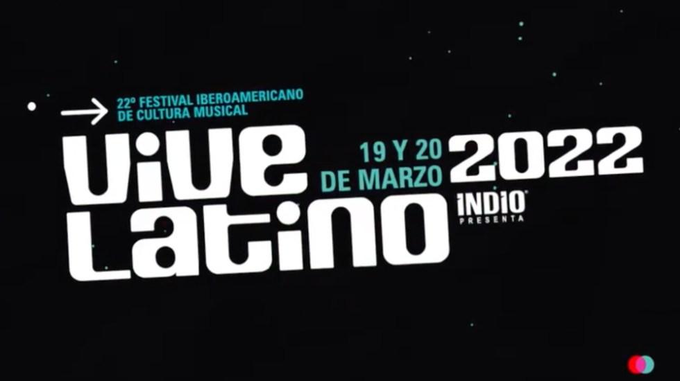 Vive Latino anuncia su edición de 2022 con variado cartel - Vive Latino 2022