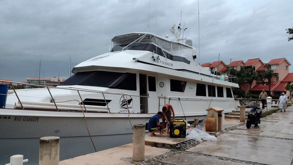 Desaparece entre Cuba y México embarcación que entregó ayuda humanitaria en Haití - Yate que entregó ayuda humanitaria en Haití