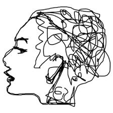 L'évitement est maintenu par l'organisation en réseau des pensées