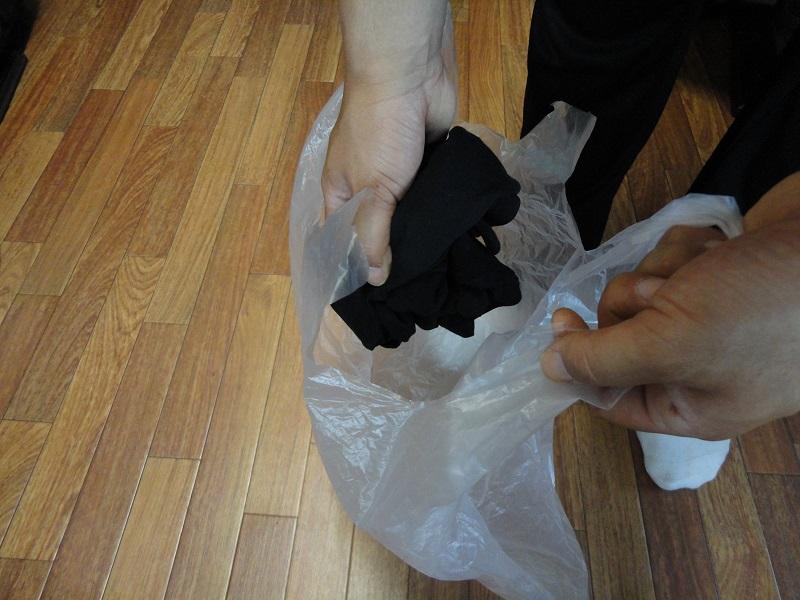 洗濯乾燥2