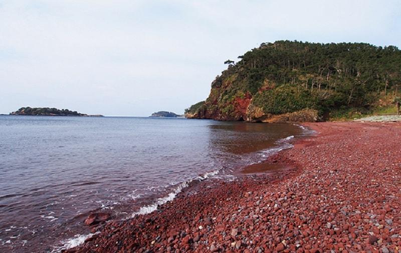 赤浜海岸画像