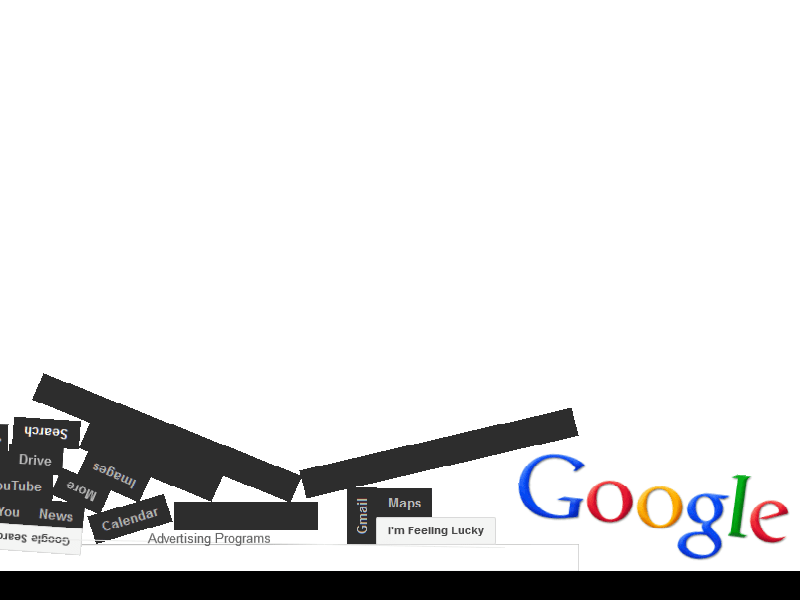 Google Gravity画像
