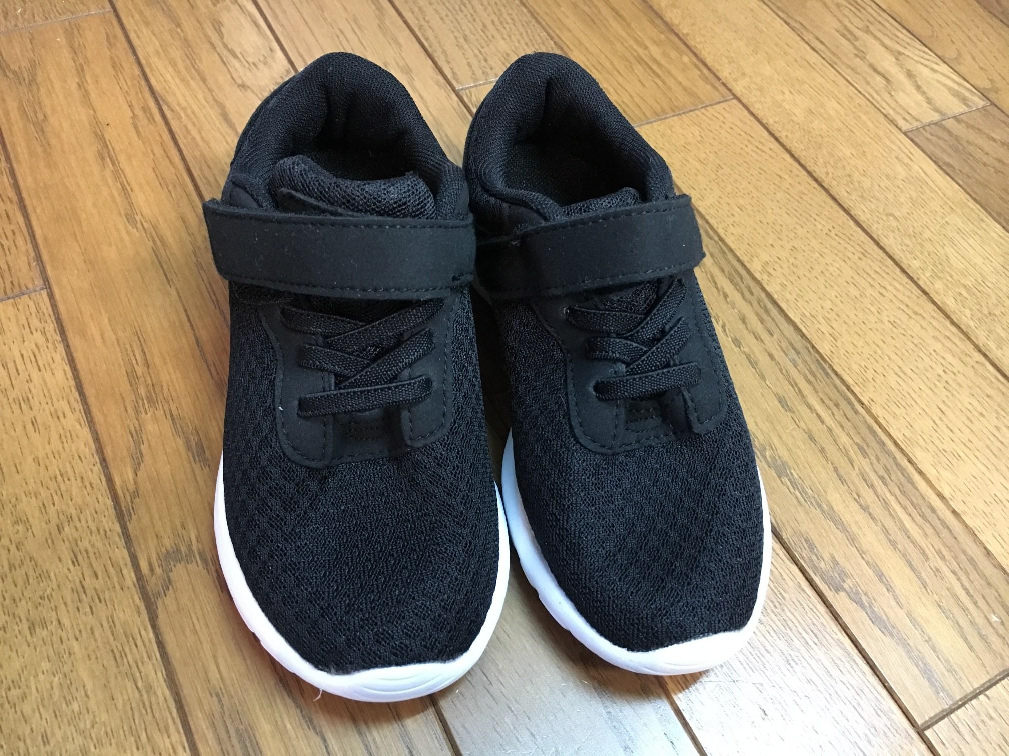 シンプルな靴