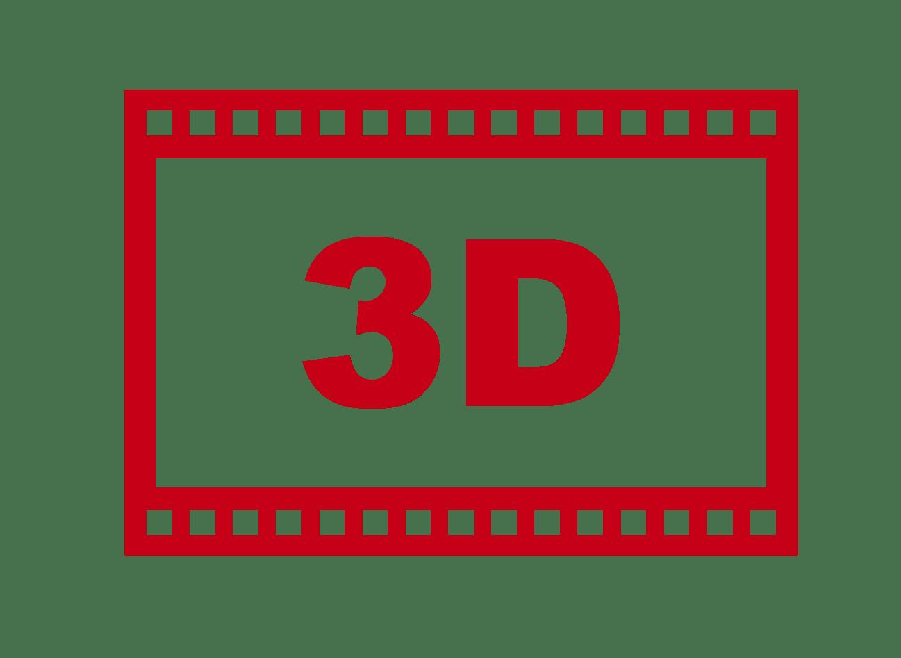 3D映画レンタル