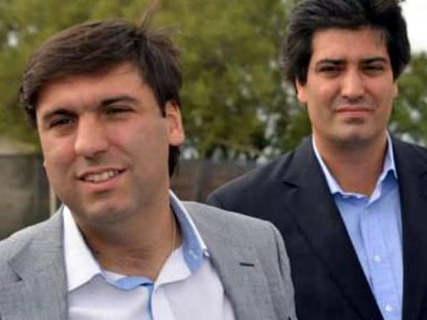 Diego Bossio y Juan Pichetto