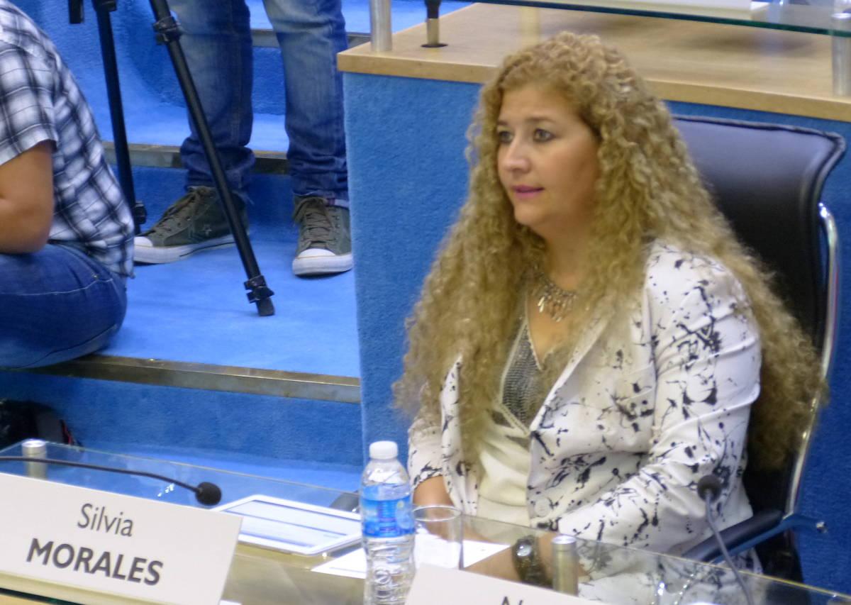 Morales en la Legislatura (2)