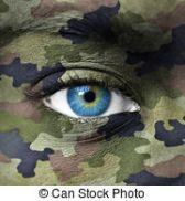 Camouflage militaire-canstock9647788-min (13)