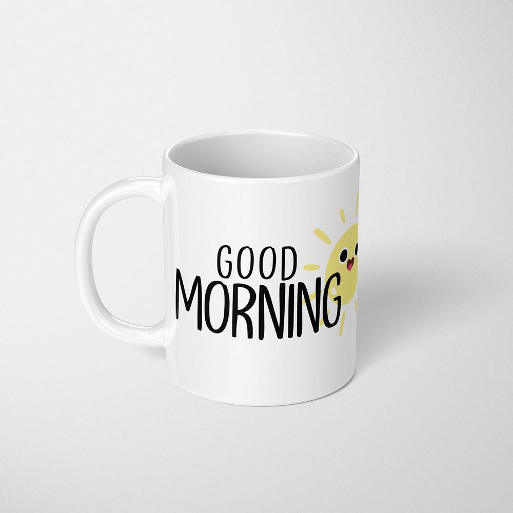 Tasse Good morning