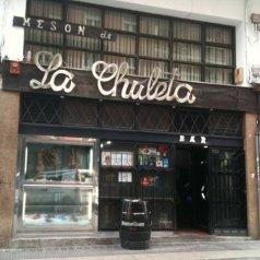 Restaurante La Chuleta (Bilbao). Lo mejor está por acá