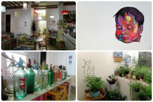 Así está decorado El Baret de Miquel Ruiz (fotos: Cuchillo)