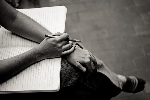 Escribir, de Laura Parra Garcia en Flickr