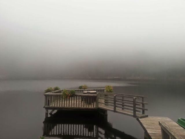 El lago Mummelsee.
