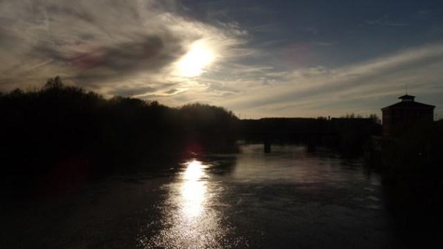 Rio Ebro Logroño