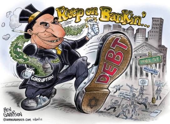 banker-Ben-Garrison-anti-Jew-cartoon