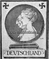 German Female juxtiposed with 'Jew' Male