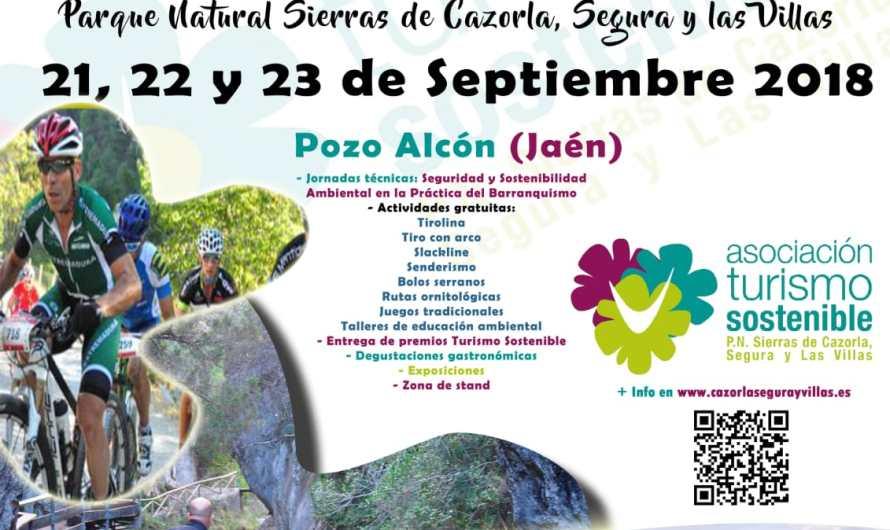 Programación actualizada III Feria Turismo Sostenible. Naturaleza Viva