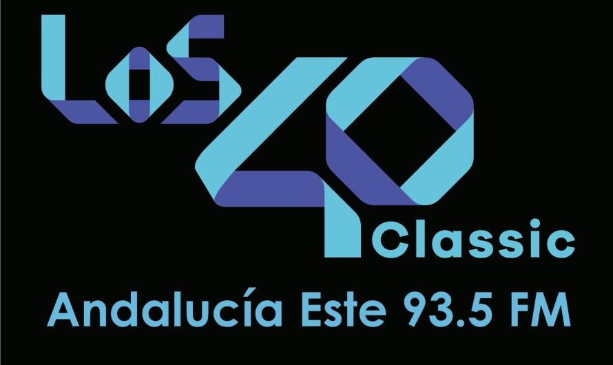 Los 40 Classic y Cadena Dial Andalucía Este, las dos emisoras de radio más escuchadas en la zona