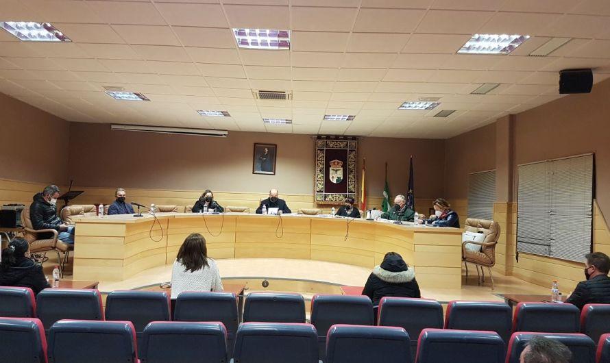 Resumen del Pleno Ordinario del Ayuntamiento poceño
