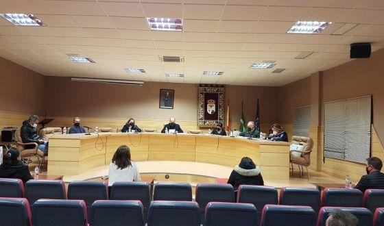 Resumen del Pleno Municipal de Marzo
