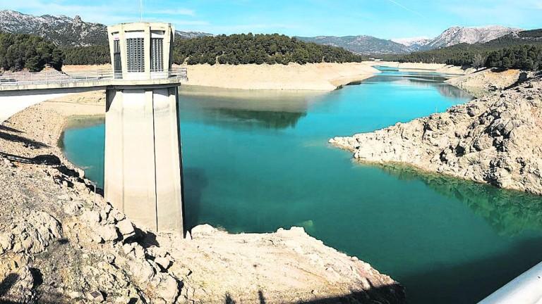 1,3 Millones de € para las obras de impermeabilización del embalse de La Bolera