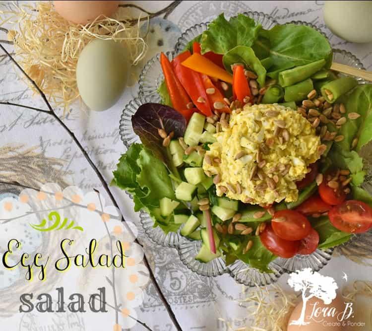 Egg Salad salad