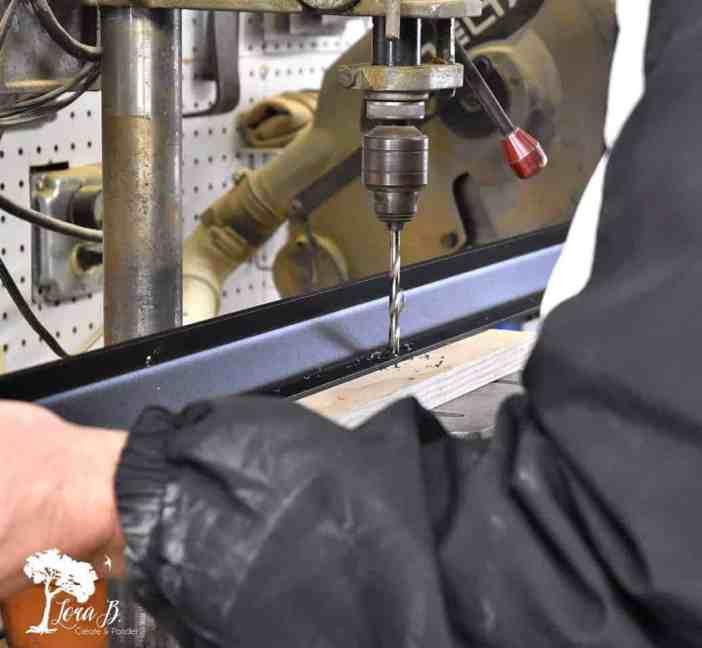 RLP sliding door hardware