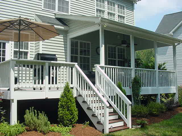 Covered Back Porch Designs   Joy Studio Design Gallery ... on Covered Back Porch Ideas id=53540