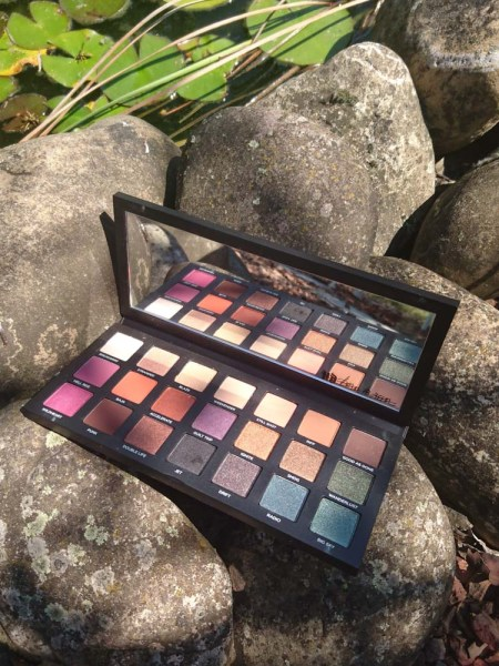 UD born to run palette