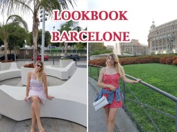 Lookbook à Barcelone
