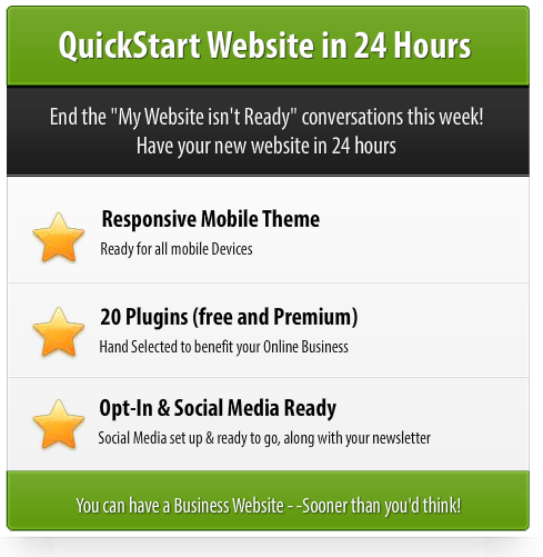 quickstart website
