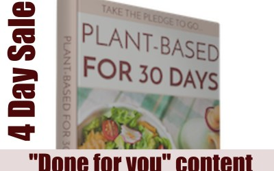 Plant Based Diet PLR