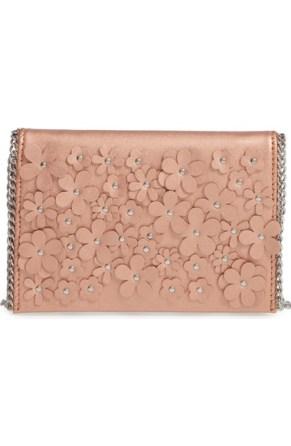 NBTM_CommenterPrize_Chelsea28 Daisy vegan leather clutch