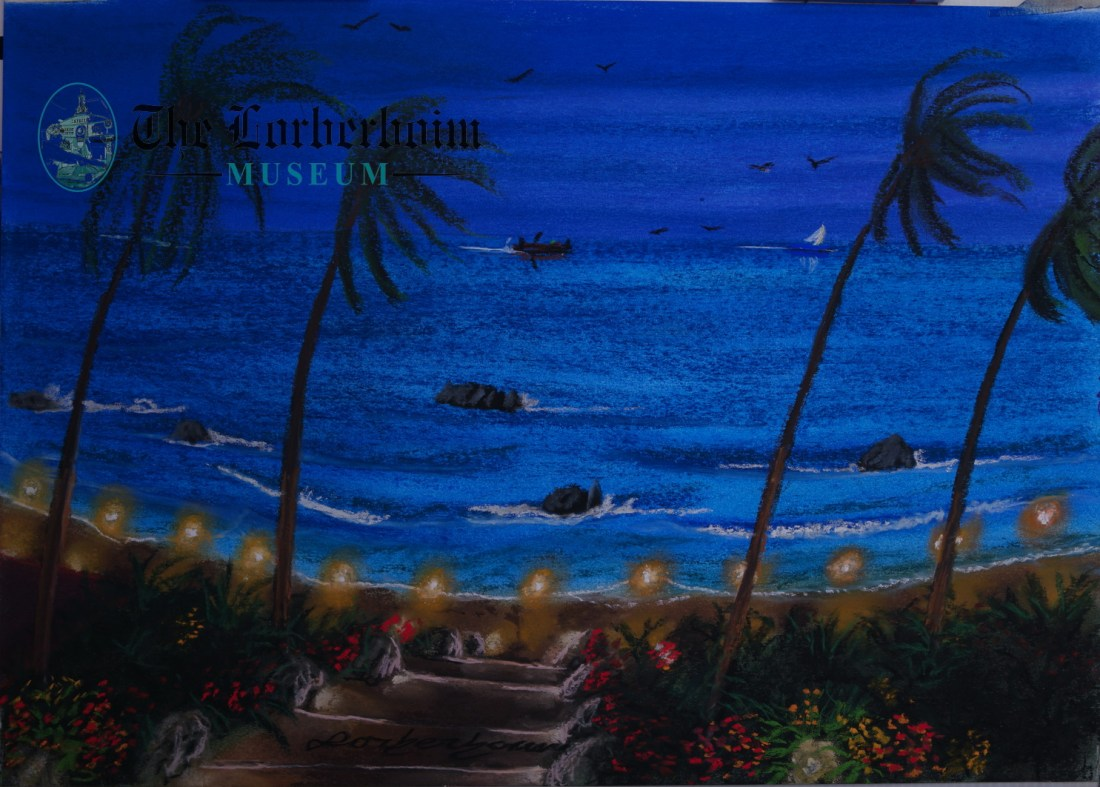 Rice worker, , Sea at dawn , Museum, Lorberboim, Tlmuseum.com, artnot4sale, Lorberboim.com, Lorberboim Soft Pastel Painting,Museum, Lorberboim, Tlmuseum.com, artnot4sale, Lorberboim.com, Lorberboim Soft Pastel Painting,