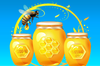 Мед с луком от насморка