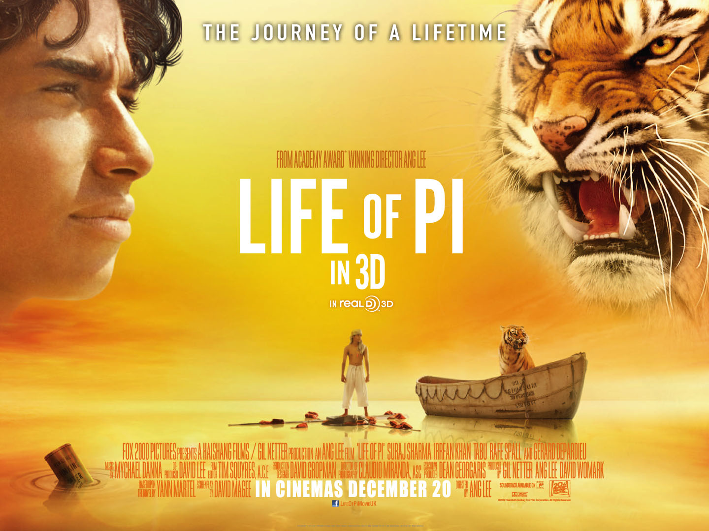 The Hobbit And Life Of Pi