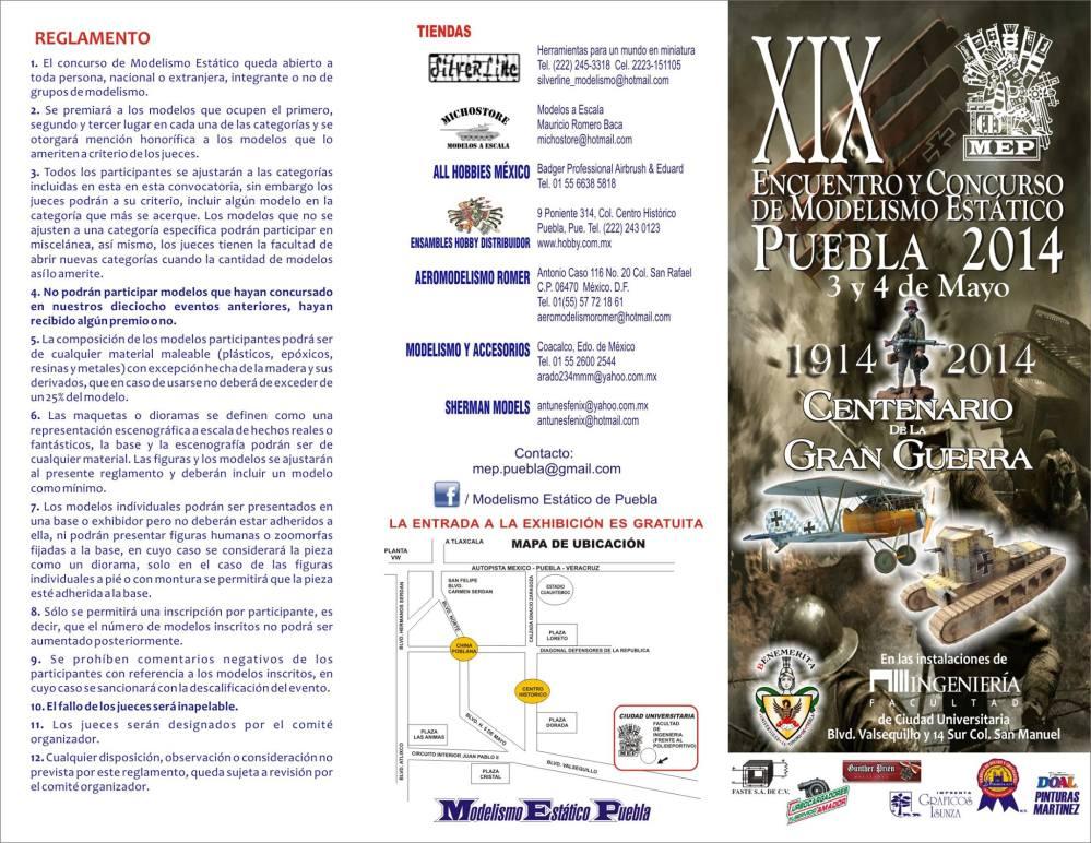 248 - XIX Encuentro y Concurso de Modelismo Estático Puebla 2014 (2/3)