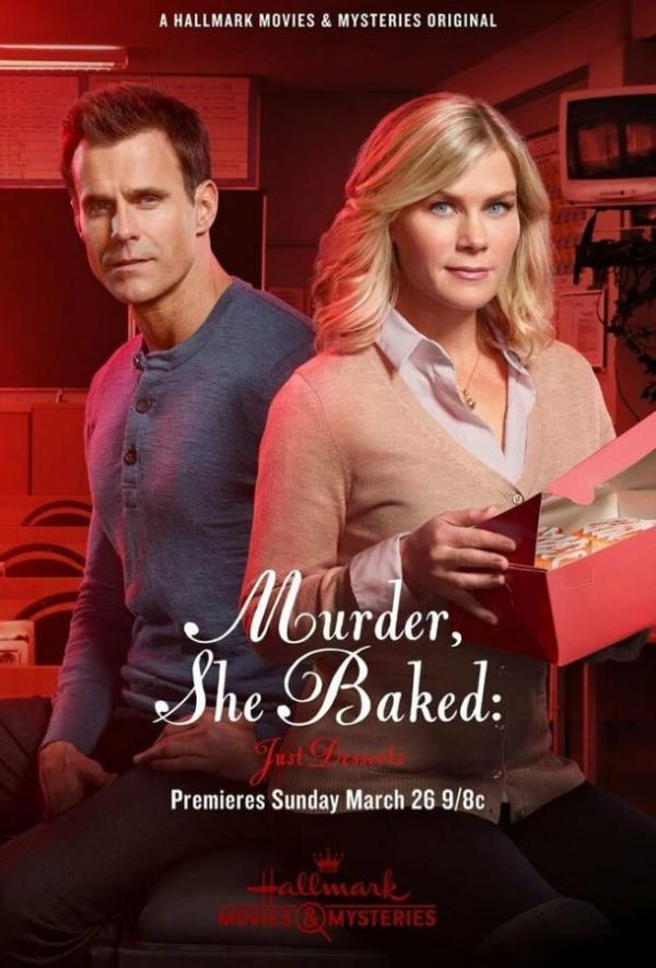 Фильм Она испекла убийство: Просто десерты (2017) смотреть ...