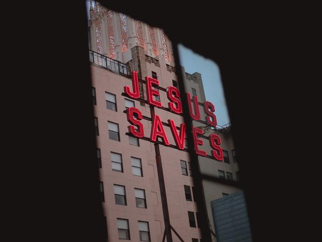 Salvation, Jesus saves