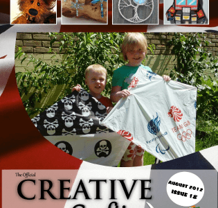 creative crafting magazine august 2012 featuring Lord Libidan (source: issuu.com)