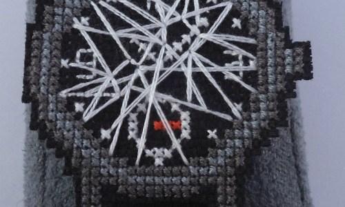 Last Of Us Watch Broken Cross Stitch