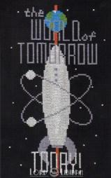 The World Of Tomorrow Cross Stitch