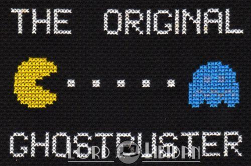 Original Ghostbuster