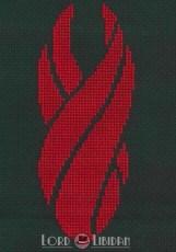 Dead Space Marker Cross Stitch