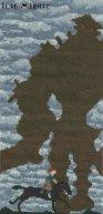 Shadow Of Colossus Shadow Cross Stitch