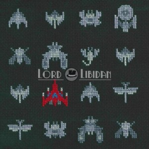 Galaga Ships Cross Stitch by Lord Libidan