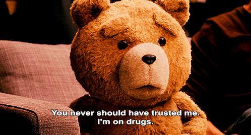 TED addicted gif (source: giphy)