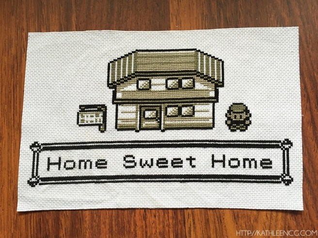 pokemon home sweet home